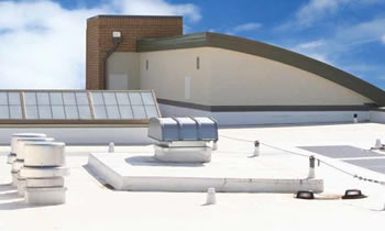 commercial roofing Cleveland